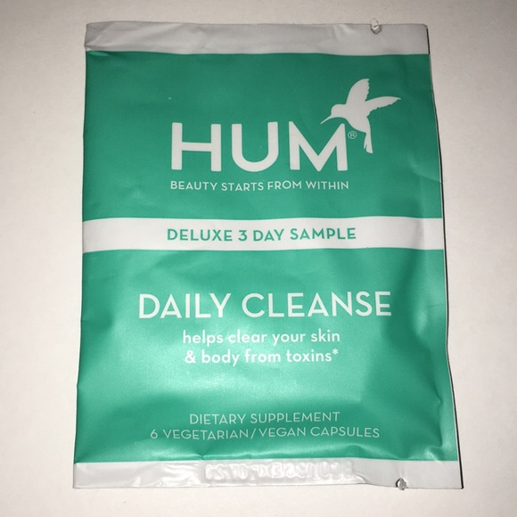 Sephora Other - SEPHORA HUM DAILY CLEANSE BEAUTY - 3 DAY SAMPLE ✨